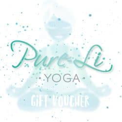 Pure-Li Yoga Gift Voucher