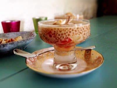 Tapioca Pudding Tropical