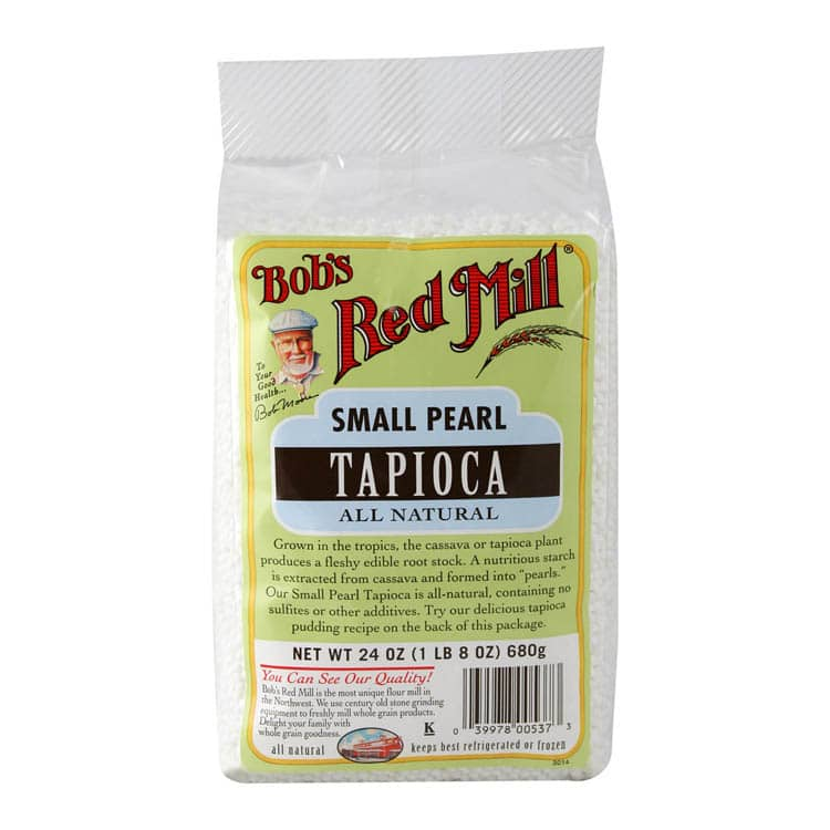 I use Bob's Red Mill brand