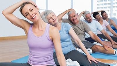 Yoga For Anti-Ageing!