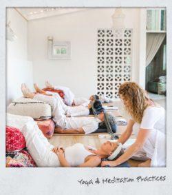 Yoga & Meditation Practices
